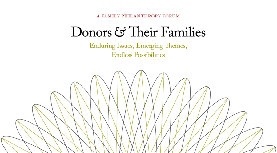 Donors & Their Families