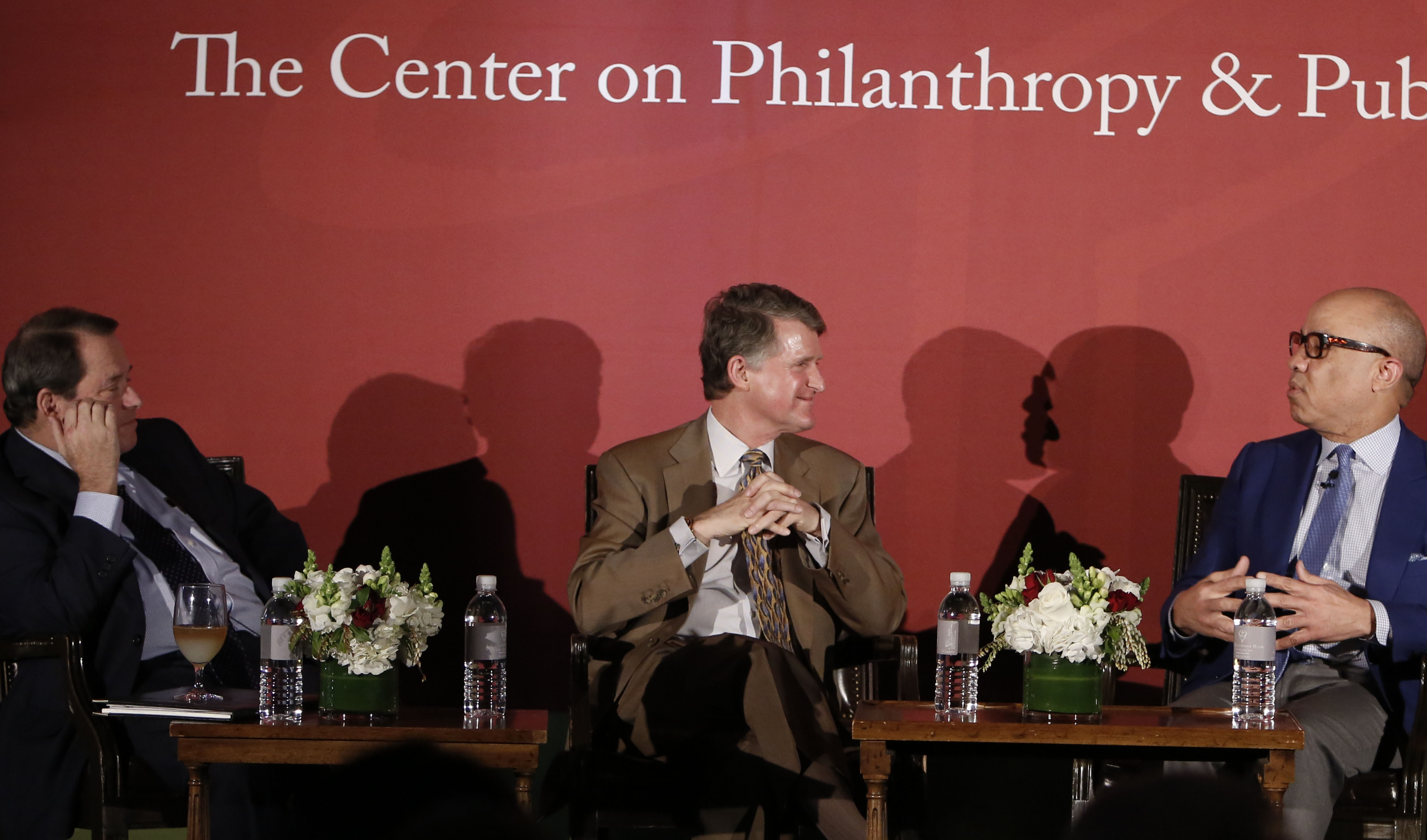Judge Gerald Rosen, Rip Rapson, and Darren Walker Discuss Detroit's Grand Bargain