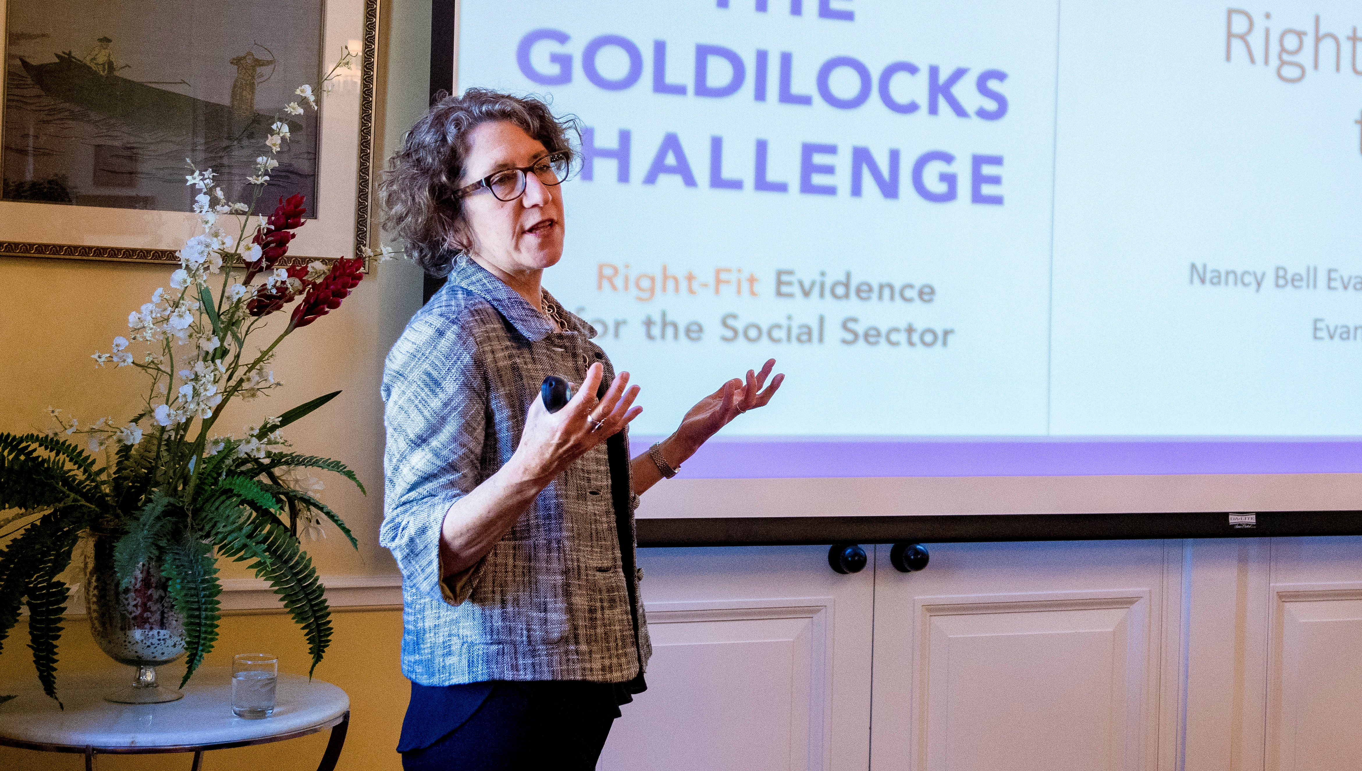 "Mary Kay Gugerty Discusses ""Right Fit"" Evidence for the Social Sector"