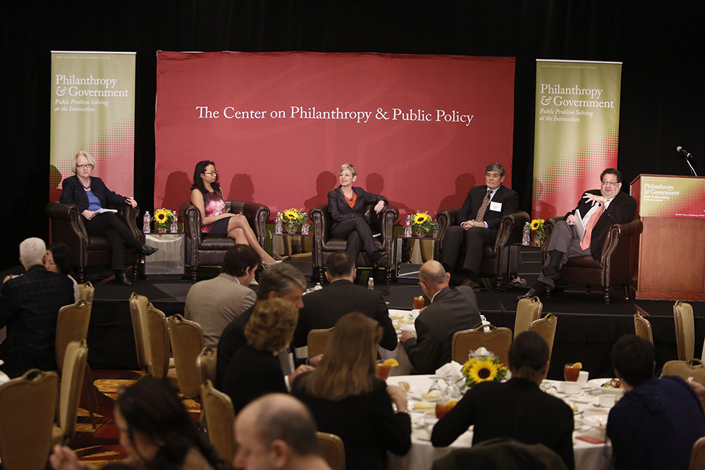 2/12/16 Los Angeles, CA USC The Center on Philanthropy and Public Policy Leadership Forum Photo by: Steve Cohn www.stevecohnphotography.com (310) 277-2054 © 2016