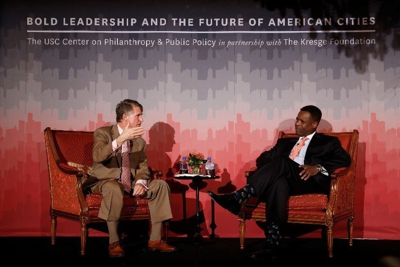 Rip Rapson and Kevyn Orr apply lessons from Detroit's resurgence to the future of other American cities