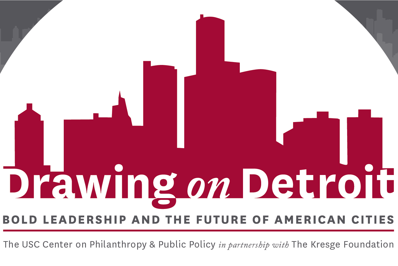 The Center launches new research project on Detroit's contributions to the next generation of urban policy and practice