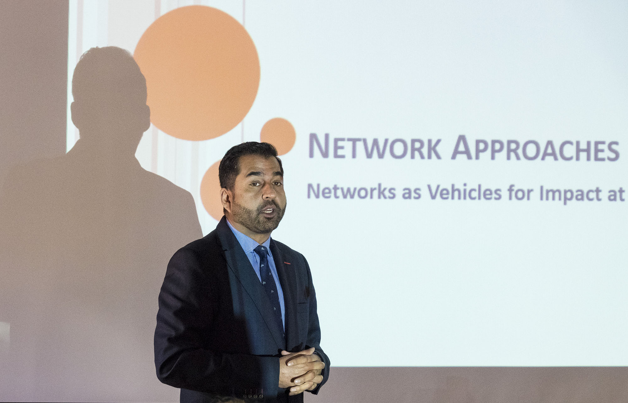 Karmali Discusses How Philanthropy Can Use Networks for Social Good
