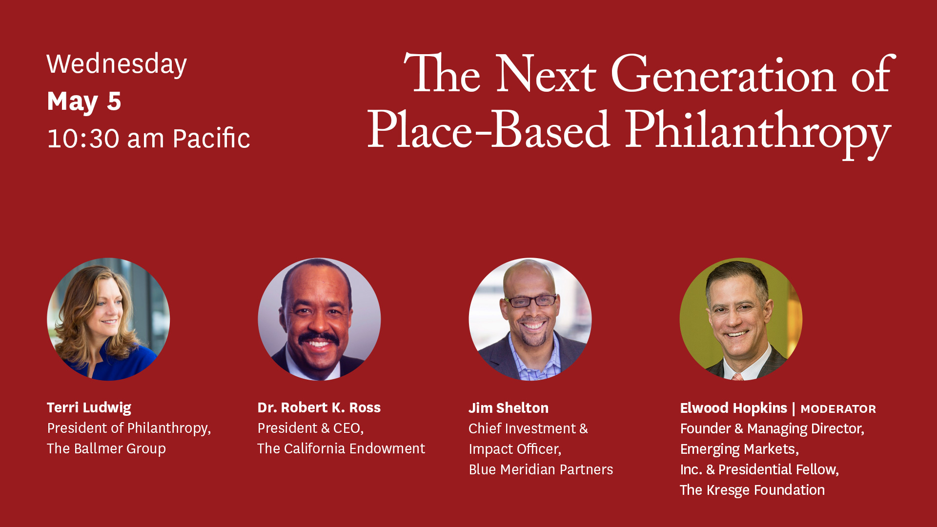 The Next Generation of Place-Based Philanthropy